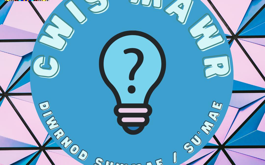 The BIG quiz – Diwrnod Shwmae / Su'mae